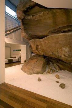 isn't that a bit extreme for a zen rock garden?