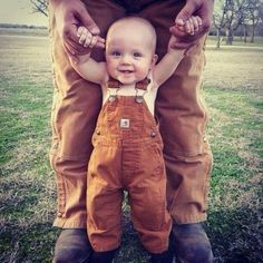 there is nothing better than a farm raised baby boy... if we have a little boy mine will be the cutest country boy