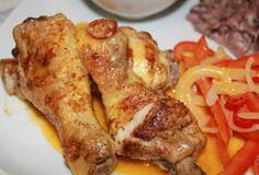 Taco kyllingklubber Chicken Wings, Tacos, Meat, Food, Essen, Meals, Yemek, Eten, Buffalo Wings