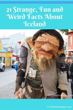 21 Strange, Fun and Weird Facts About Iceland. How…