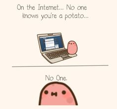 kawaii potato | Tumblr