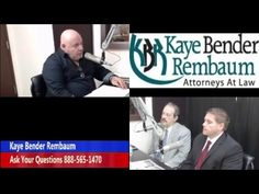Ask the Experts with Steve O on the set with Kaye Bender Rembaum