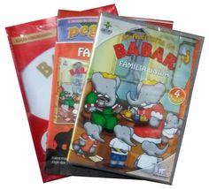 Box EDIÇÃO COMEMORATIVA 75 ANOS BABAR + AS AVENTURAS DE BABAR - ISBN 7898437011651