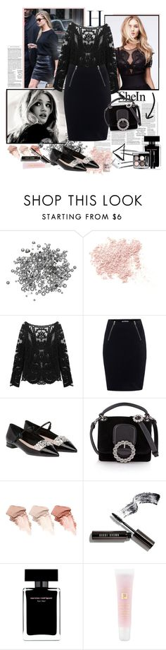 """""""Rosie Huntington-Whiteley...1248"""" by susanlo ❤ liked on Polyvore featuring Whiteley, Bare Escentuals, T By Alexander Wang, Miu Miu, Marc by Marc Jacobs, Too Faced Cosmetics, Bobbi Brown Cosmetics, Narciso Rodriguez, Chanel and Lancôme"""