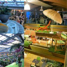 """Самый большой садовый центр в Мюнхене - """"Seebauer"""". Ottobrunner Str. 61, 81737 München Обязательно посетите это место и не забудьте посидеть там в кафе!"""