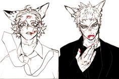 Rotten banquet — Lafellnet, elezen miqo'te couple (same miqo lol) Anime Poses Reference, Art Reference, Final Fantasy Artwork, Drawing Poses, Fantastic Art, Character Design Inspiration, Character Illustration, Aesthetic Art, Traditional Art