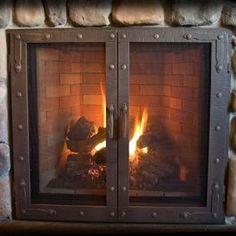 30 best ironhaus doors images fireplace doors fire places rh pinterest com