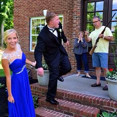 Funny prom picture