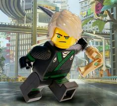 Lloyd The Lego Ninjago Movie
