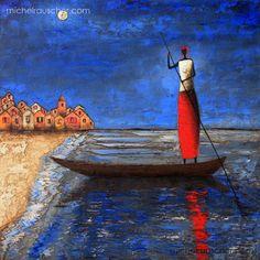 Michel RAUSCHER | Peintures - Huile sur toile - 60 x 60 cm - 2011