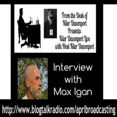 From The Desk Of Kiler Davenport: Interview with Max Igan Open Mic Night, Helping Others, Encouragement, Interview, Public, Writing, Alternative, Desk, Desktop