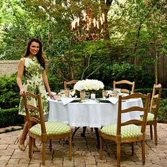 Southern Living names Most Stylish Southerners. Congrats to Dallas' @Kimberly Whitman for making the list!