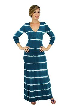 Heidi Maxi Dress from Hodges Collection