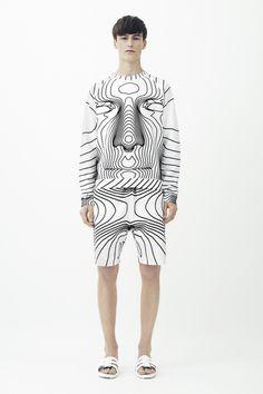 ModaPty: Christopher Kane - Spring Summer 2014! #Menswear