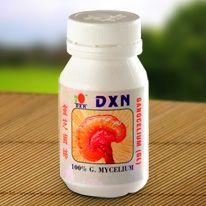 Ganocelium (GL) innehåller Ganoderma lucidum. Den skiljer sig från Reishi Gano (RG) i att det använda Ganoderma lucidumet utvinns när det är 18 dagar gammalt. Mycelium är rikt på polysackarider, organisk germanium, vitaminer och mineralämnen. Den har positiva effekter på välbefinnandet. http://kaffe.dxninfo.com/products