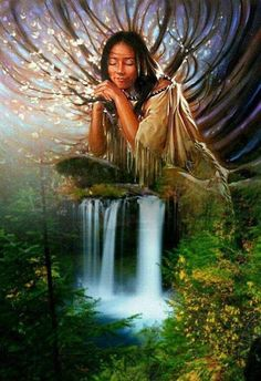 Spirit of the Lurani Native American Prayers, Native American Wisdom, Native American Pictures, Native American Artwork, Native American Beauty, Indian Pictures, American Indian Art, Native American History, American Artists