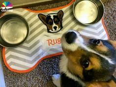 Custom Dog Placemat