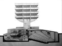 Galería - Milton Barragán, 80 años de arquitectura brutalista en Ecuador - 9