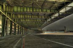 Berlin Tempelhof Airport Flughafen Berlin-Tempelhof