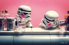 Drunken trooper