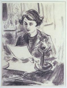 Elizabeth Peyton-young Queen Elizabeth