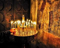 click4crete            : Τι είναι Αφορισμός Candles, Candy, Candle Sticks, Candle