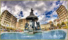 Patra, Greece, St George Square