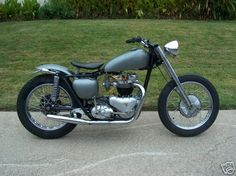 1956 Triumph Tiger Sun & Fun Motorsports 155 Escort LN, Iowa City, Iowa 319-338-1077