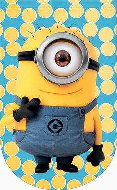 Despicable Me Free Party Printables and Images. Despicable Me Party, Minions Despicable Me, Minion Party, Minions 2014, 6th Birthday Parties, Birthday Party Decorations, Party Themes, Birthday Bash, Party Ideas