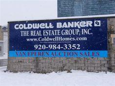Coldwell Banker The Real Estate Group Black Creek office.  303 N. Main St., Black Creek, WI