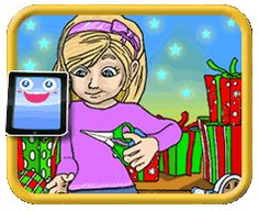 Holiday Gift Wrapping - Find the Differences Game for Kids Find The Differences Games, Hidden Pictures, Different, Games For Kids, Kids Playing, Holiday Gifts, Wraps, Family Guy, Gift Wrapping