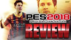 Konami takes a solid step forward with this year's PES 2018 . With more licenses, more legends and return of its iconic gameplay, PES 2018 scores big. Pro Evolution Soccer, Best Games, Competition, Ps4, Youtube, Sports, Hs Sports, Ps3, Sport