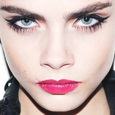 cara delevingne I want her eyebrows!