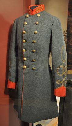 Confederate Frockcoat for Artillery Major