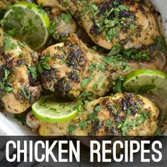 These juicy and tender Herb Roasted Chicken Breasts are a breeze to make and are a great substitute for store bought rotisserie chicken. BudgetBytes.com