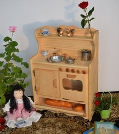 7 Elves And Angels Kitchens Ideas Wooden Play Kitchen Play Kitchen Heirloom Toys