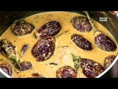 Baghare Baingan - Sanjeev Kapoor's Kitchen - YouTube