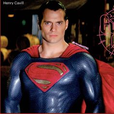 New Photo of Henry Cavill as Superman in 'Batman v Superman: Dawn of Justice' — Latino-Review.com