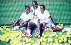 @Venuseswilliams   #throwback Thursday. Back then...Compton..you know??