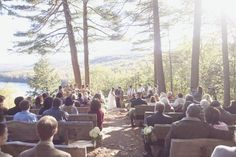 What a perfect place for a wedding.  Jealous!
