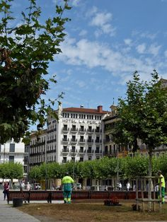 Adoquines y Losetas.: Plaza del Castillo