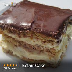 Eclair Cake Recipe - Allrecipes.com
