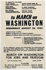 Civil Rights March on Washington 1963 Martin Luther King, Whitney Young, Civil Rights March, 365days, I Have A Dream, African American History, History Books, History Facts, Black History