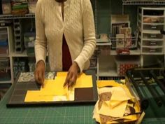 Strip Die Layering Technique for Usable Scraps on a Fabric Die-Cutter