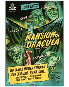House of Dracula by peterpulp.deviantart.com on @DeviantArt