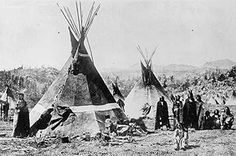 The Shoshone or Shoshoni (i/ʃoʊˈʃoʊniː/ or i/ʃəˈʃoʊniː/) are an indigenous people of the Great Basin with three large divisions:  Eastern Shoshone, Wyoming, northern Colorado and Montana Northern Shoshone, eastern Idaho, western Wyoming, and northeastern Utah Western Shoshone, Oregon, Idaho, Utah. They traditionally speak the Shoshoni language, part of the Numic languages branch of the large Uto-Aztecan language family. The Shoshone were sometimes called the Snake Indians by neighboring…