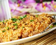 Fried Rice - Chicken Fried Rice Recipe