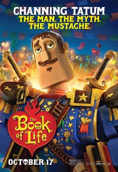 """Susan Heim on Parenting: """"The Book of Life"""" Movie: Celebrate Its Arrival with #BookOfLife Toys & Activity Sheets, Plus This $25 Visa Gift Card and Toy Giveaway!"""