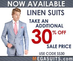 Megasuits's marketplace nice is: designer suits at very affordable prices.