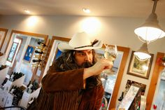 The New Buffalo Bill invites you to experience the tasting room at North Platte's Feather River Vineyards.